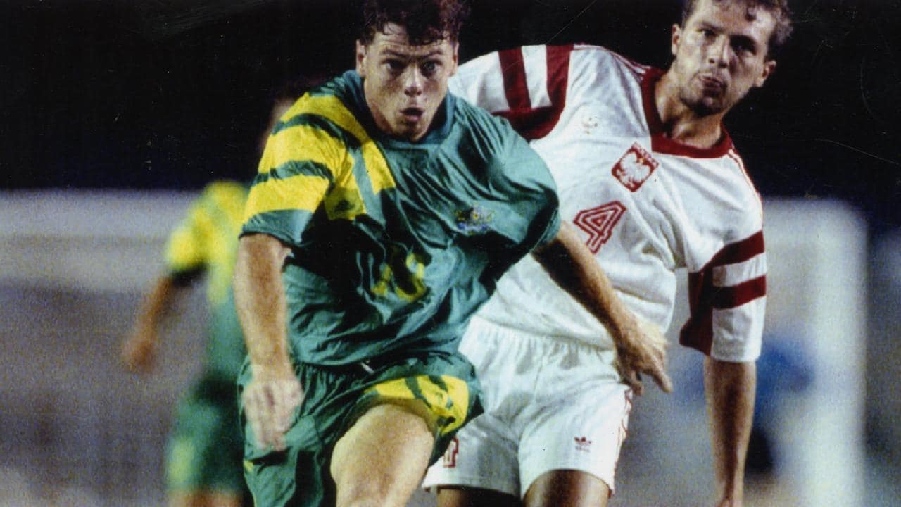 The Olyroos reached the semi-finals of the 1992 Olympics.