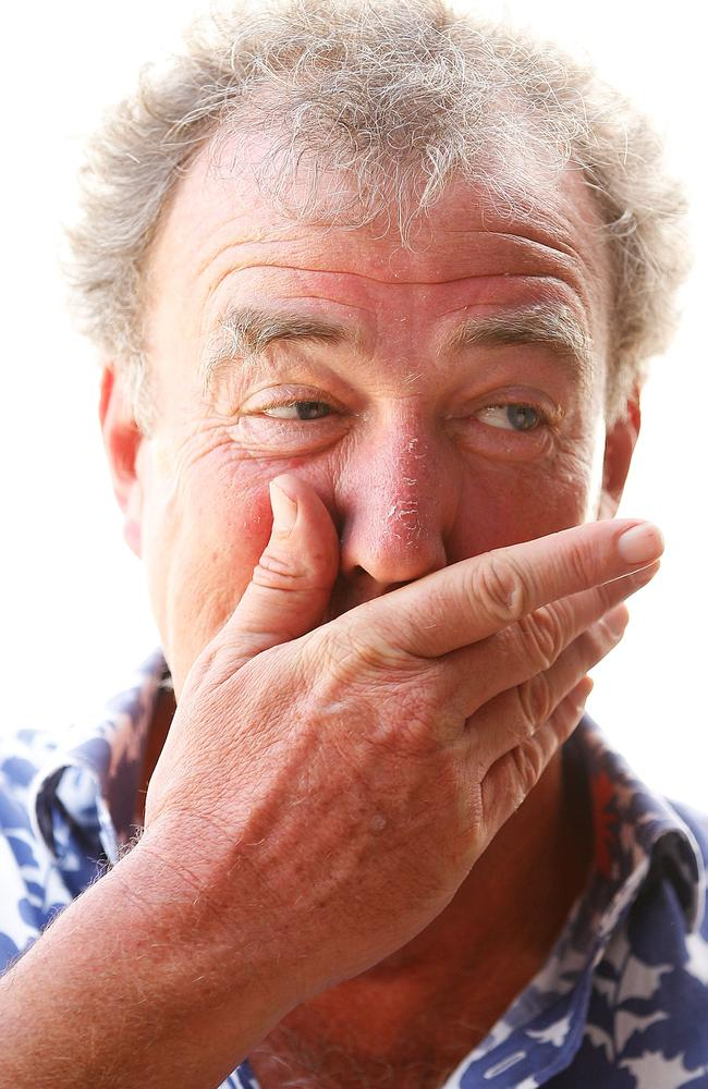 "Bad boy: Jeremy Clarkson said it was ""my own silly fault"" he lost his contract to present Top Gear. Picture: Getty"