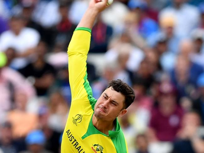 Marcus Stoinis' World Cup never really kicked into gear.