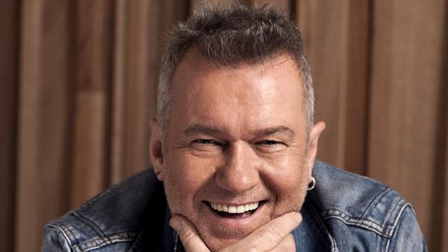 "Own man ... Jimmy Barnes insisted on singing and playing on his own ""tribute"" album. Picture: Supplied."