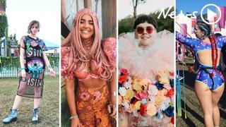 Splendour in the Grass: 2019's wildest outfits
