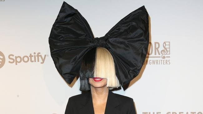 Sia's Cheap Thrills hit has spent six months in the ARIA top 50. Picture: Frederick M. Brown/Getty Images.
