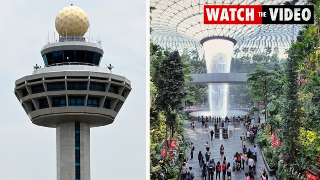 Changi Airport Jewel opening: A look inside the $1.78b development
