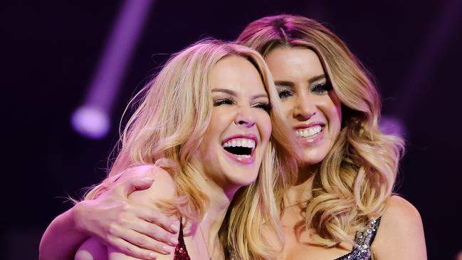 The famous Minogue sisters grew up in Canterbury.