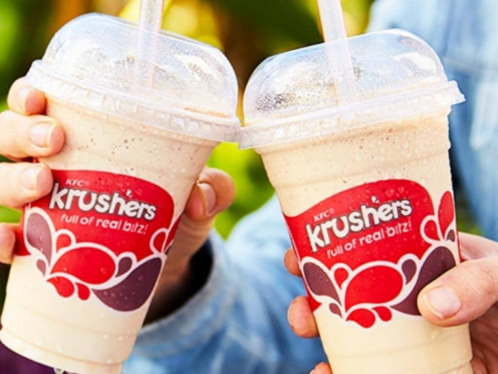 How To Make Kfc Krushers At Home