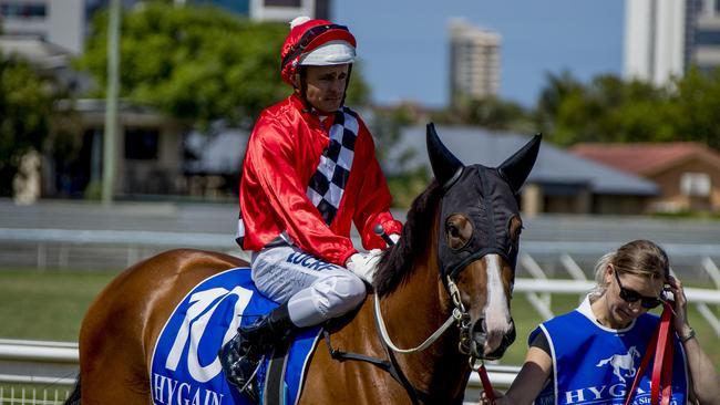 Yamazaki will make her stable debut for new trainer David Pfieffer. Picture: Jerad Williams