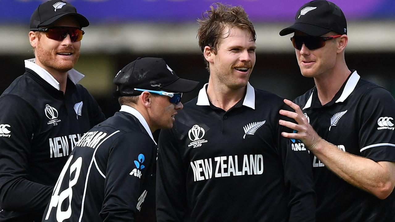 Lockie Ferguson was New Zealand's standout performer with the ball.
