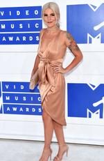 Carly Aquilino attends the 2016 MTV Video Music Awards at Madison Square Garden on August 28, 2016 in New York City. Picture: Jamie McCarthy/Getty Images