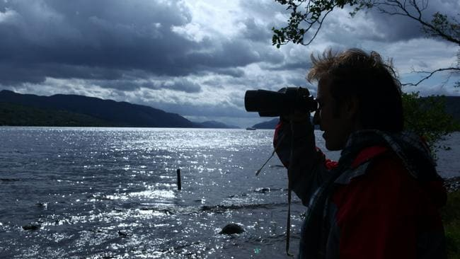 Millions of tourists have travelled to Loch Ness in the hope of spotting the sea monster. Picture: Britta Campion