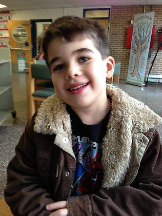 Noah Pozner, 6, was one of the victims in the Sandy Hook elementary school shooting.