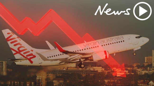 Virgin Australia: Airline to cut 750 jobs