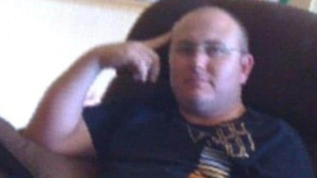 Suspected torture victim, Gold Coast man Shaun Barker. Picture: Queensland Police