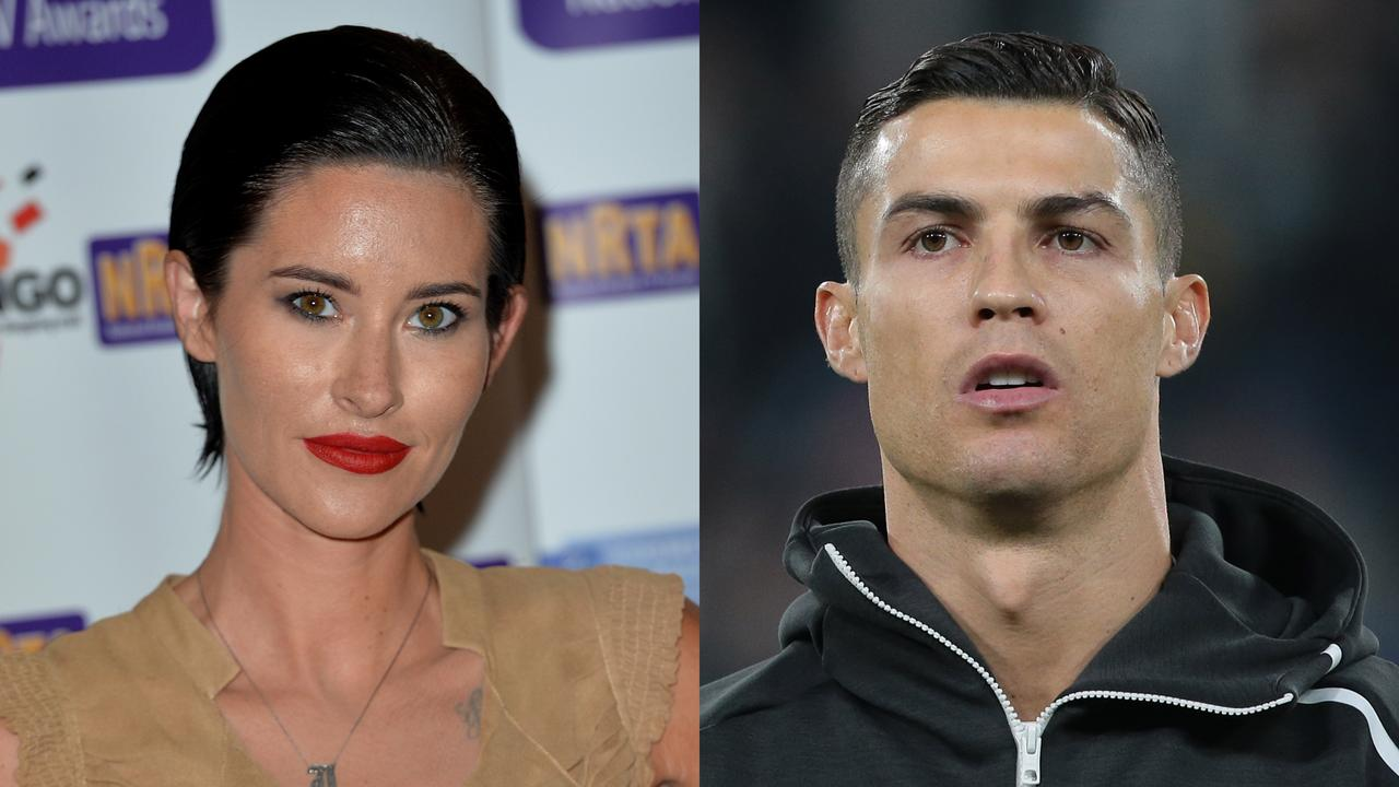 Jasmine Lennard has reached out to Cristiano Ronaldo's rape accuser.
