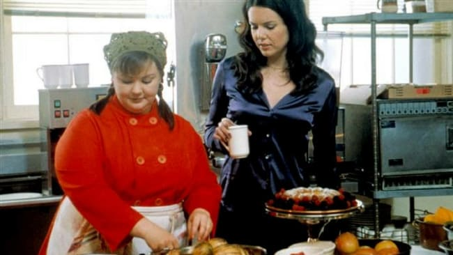 We all love a work wife, but try not to make your work life all about them. Photo: 'Gilmore Girls'