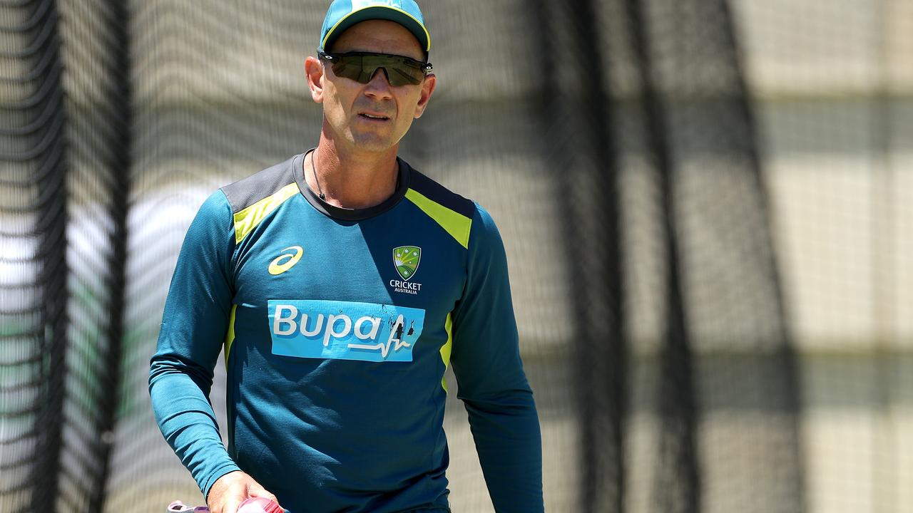 Justin Langer is excited to see the WACA getting a much needed facelift.