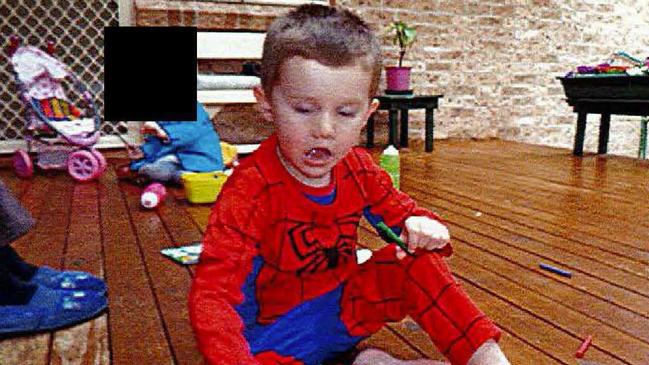 William Tyrrell inquest photographs of William Tyrrell taken on the camera of his female foster carer. Picture: supplied.