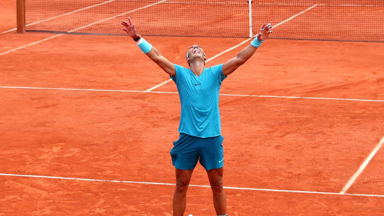 Unstoppable again, Rafa dominated Dominic Thiem in the French Open final.