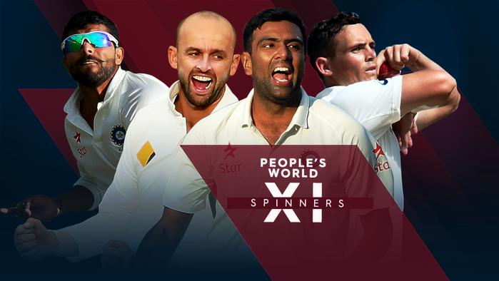 The People's World XI: Spin candidates