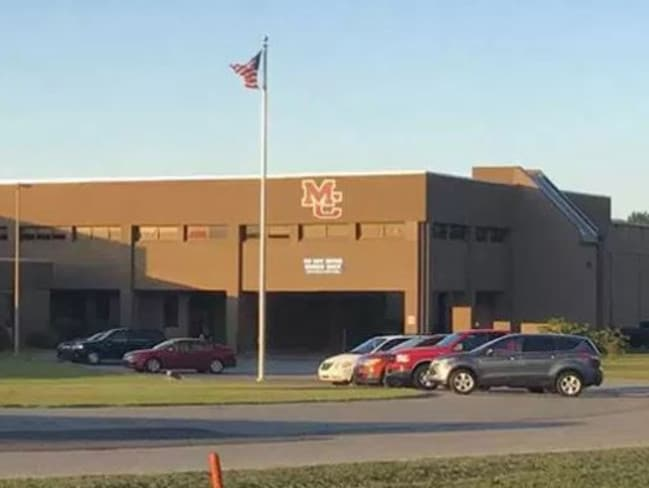 The school is about 200 kilometres northwest of Nashville. Picture: Supplied