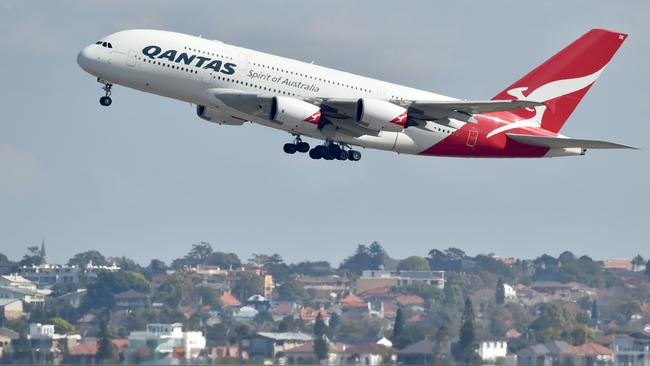 While Qantas ordered A380s, the airline never got them in the large numbers Airbus hoped for and saved them for only its busiest routes.