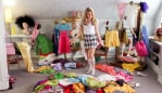 Cher Horowitz: a full-on Monet. Up close, it's a big old mess. Photo: Clueless