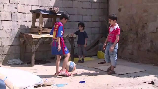 Syria refugee numbers top two million