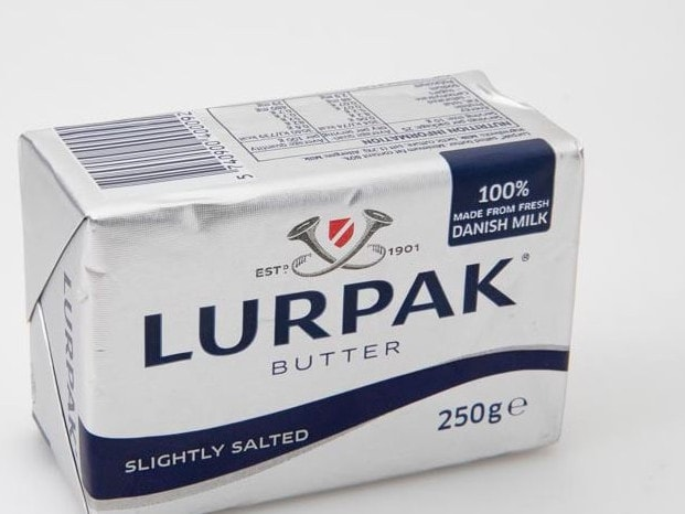 Lurpak scored the top spot but is almost double the price at $5 a block.