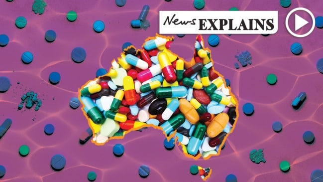 How legal medications have created a drug epidemic