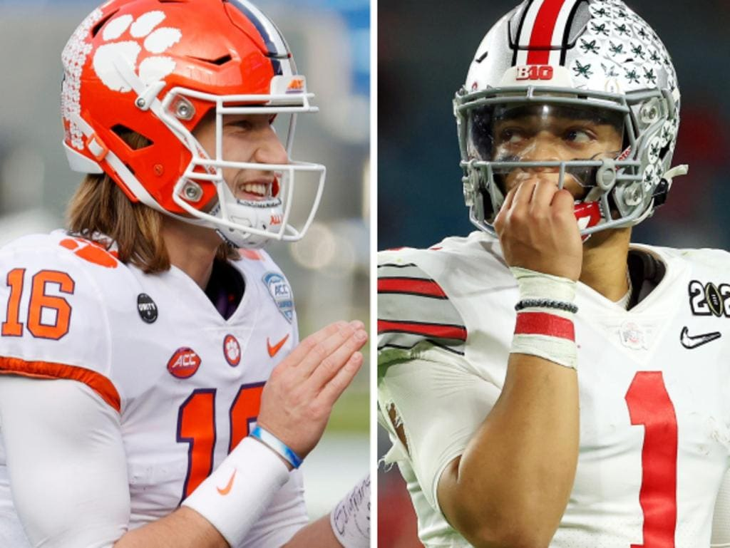 What will happen at the top of the NFL Draft?
