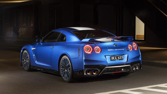Nissan has launched a special edition to commemorate the car's 50th anniversary.
