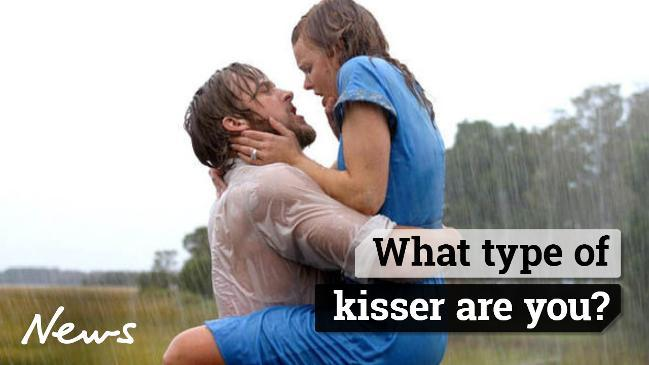 What type of kisser are you?