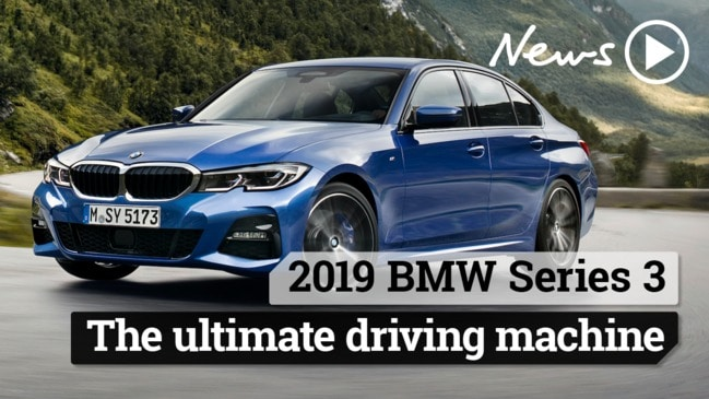 BMW: 3 Series launches in Australia