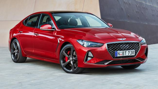 Hyundai has just launched its stand-alone luxury Genesis offshoot.