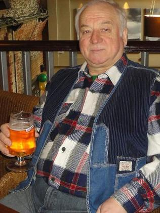 Ex-Russian spy Sergei Skripal, 66. Picture: Supplied