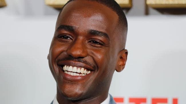 Scottish-Rwandan actor Ncuti Gatwa stars as Eric. Picture: AFP.
