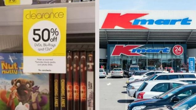 Mums are not happy about the changes at Kmart.