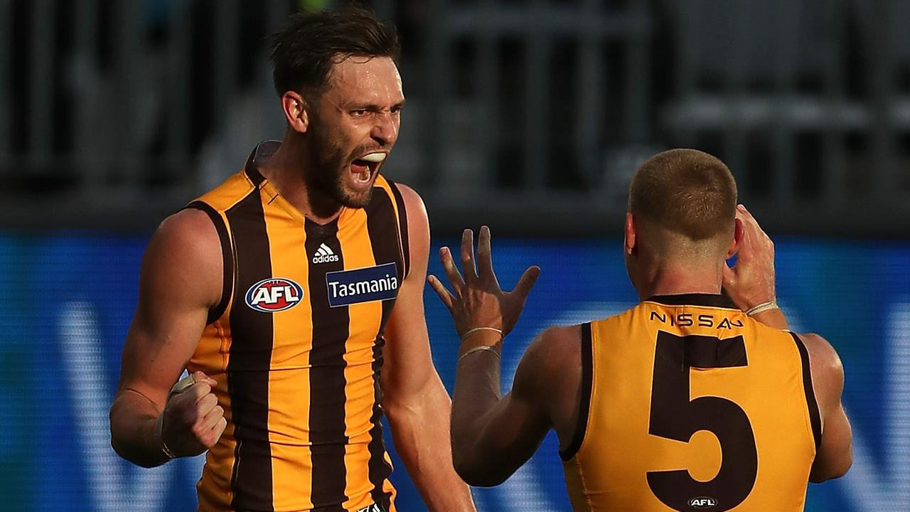 Hawthorn has stunned Carlton in the west. (Photo by Paul Kane/Getty Images)