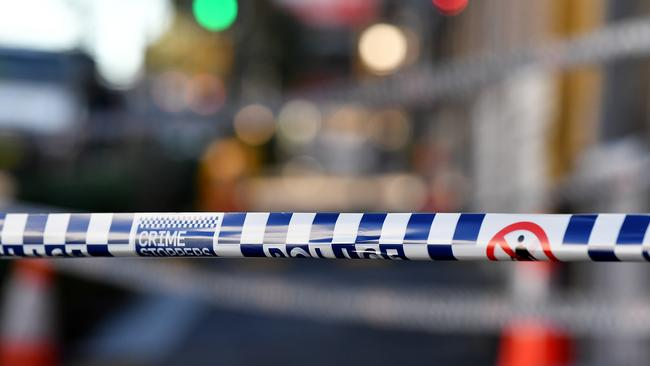 Police say the pair were known to each other. Picture: AAP Image/Joel Carrett