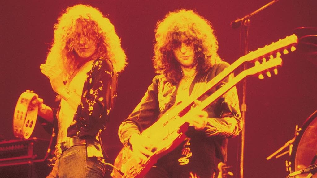 Alternative Stairway To Heaven To Be Included On Re Released Led