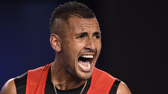 Nick Kyrgios won't be representing Australia at the Rio Olympics.
