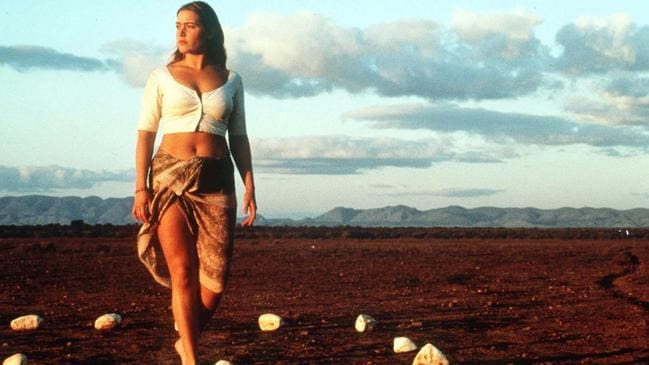 After Titanic she opted for smaller, indie films – like the Australian production Holy Smoke.