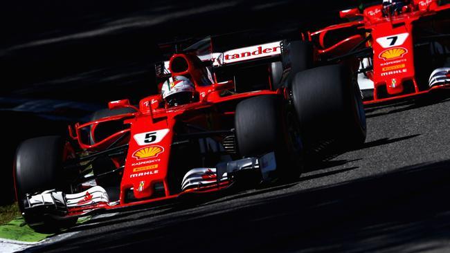 F1: Ferrari pens new sponsorship deal with Philip Morris ...