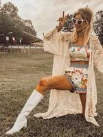 Fashions at Splendour in the Grass 2018. Picture: @jacintathejellybean.