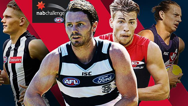 NAB Challenge Report Card: Every team rated