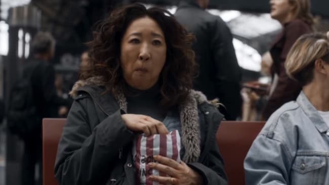 Waller Bridge also created 'Killing Eve' because of course she did. Image: Youtube