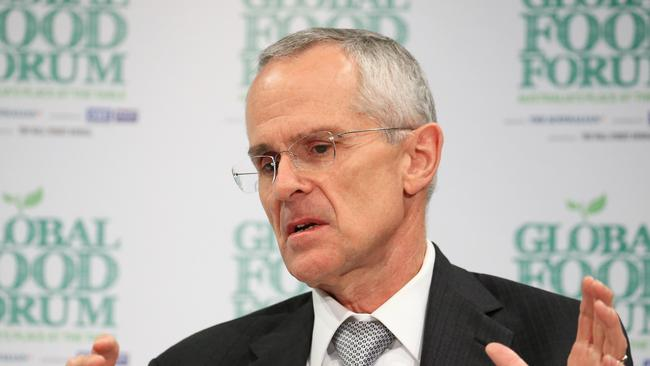 The ACCC's Rod Sims has been critical of manufacturers. Picture: Adam Taylor
