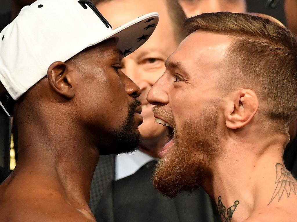 Best of Sports 2017: Floyd Mayweather Jr. v Conor McGregor - Weigh-in