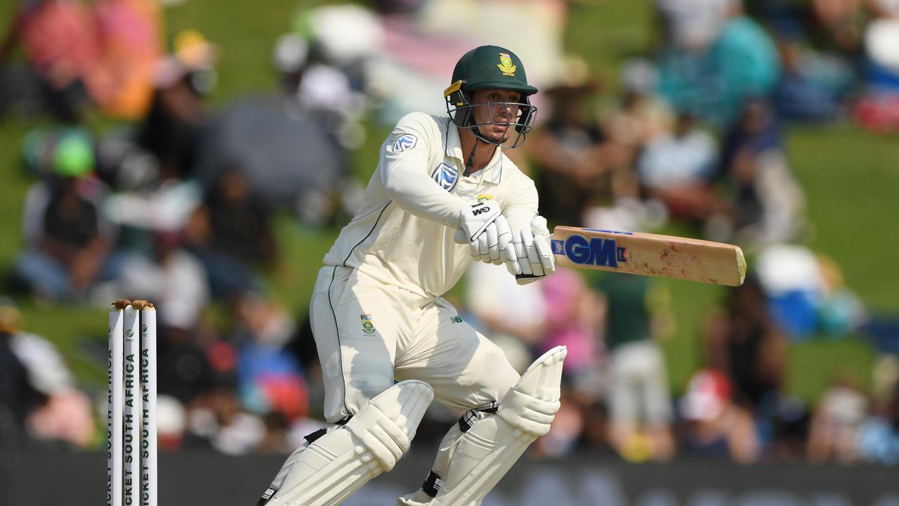 Quinton de Kock has experience well beyond his years.