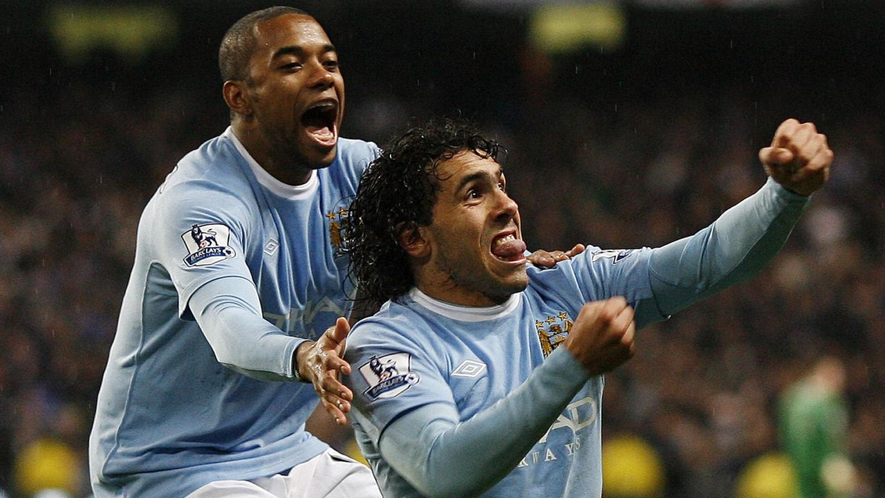 Manchester City have shifted their policy since the days of Robinho and Carlos Tevez.