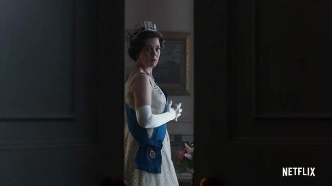 Olivia Colman as Queen Elizabeth in 'The Crown'